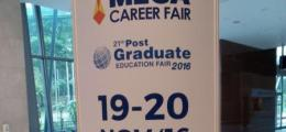 21th Postgraduate Education Fair 2016